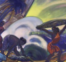 Выставка «Пути благословения. К 85-летию Пакта Рериха»