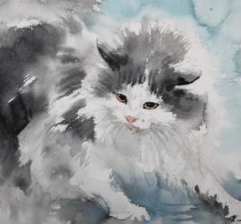 Выставка «Портрет кошки» 2018