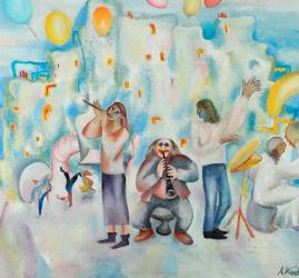 Выставка «Аккорды живописи»