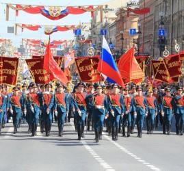 День Победы в Санкт-Петербурге 2019