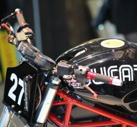 Выставка итальянских мотоциклов «Мир Ducati»