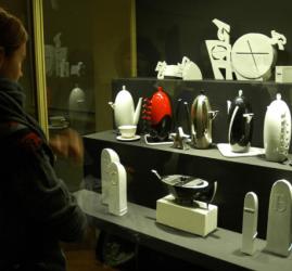 Выставка «Метаморфозы фарфоровой пластики Инны Олевской»