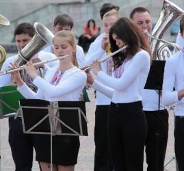 Концерт классической музыки «Классика детям» на озере Долгом 2019