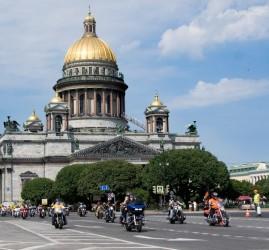 Фестиваль St. Petersburg Harley Days 2017