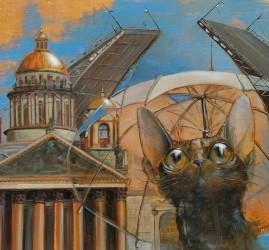Выставка «Портрет кошки» 2020