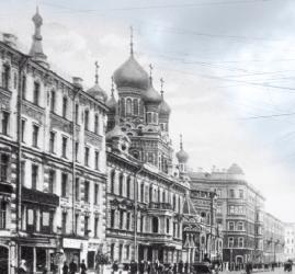 Выставка «Город, потерянный во времени. Утраченные адреса Петербурга»