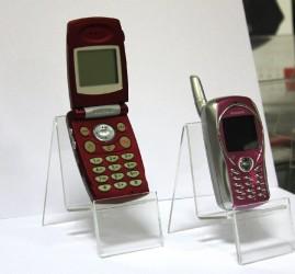Выставка «Ты помнишь свой первый мобильник?»