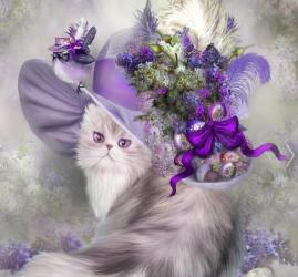 Выставка-Фестиваль «Портрет кошки»