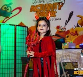 Представление для детей «Кошмар на Острове Свинок в Angry Birds Activity Park»