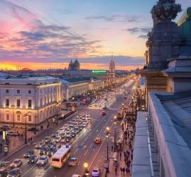Что посетить туристу в Санкт-Петербурге в сентябре 2021