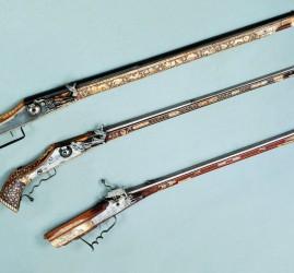Экскурсия «Коллекция оружия Гатчинского дворца»