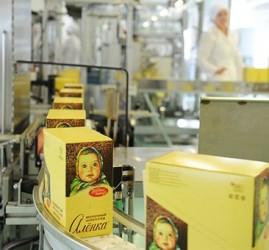 Экскурсия на «Кондитерскую фабрику имени К. Самойловой»
