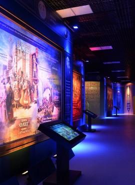 Исторический парк «Россия — Моя история» в Санкт-Петербурге