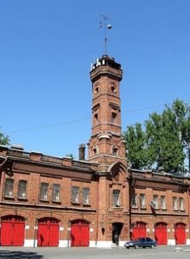 Музей Пожарной охраны Санкт-Петербурга