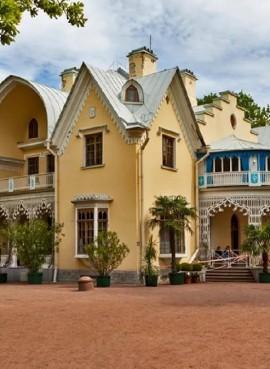 Музей дворец «Коттедж»