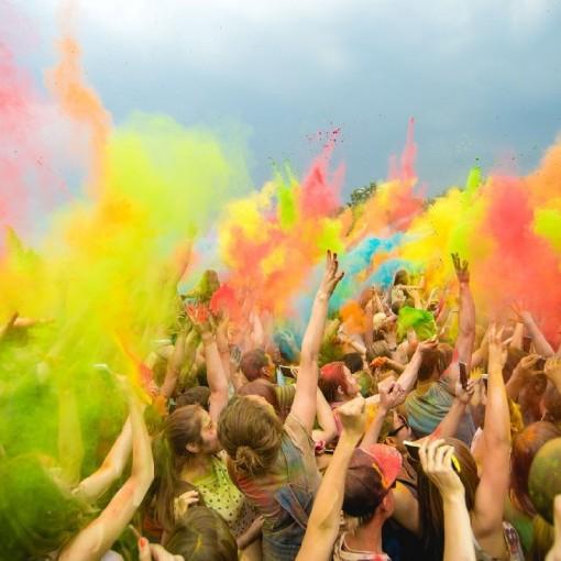 Фестиваль красок ColorFest-2021