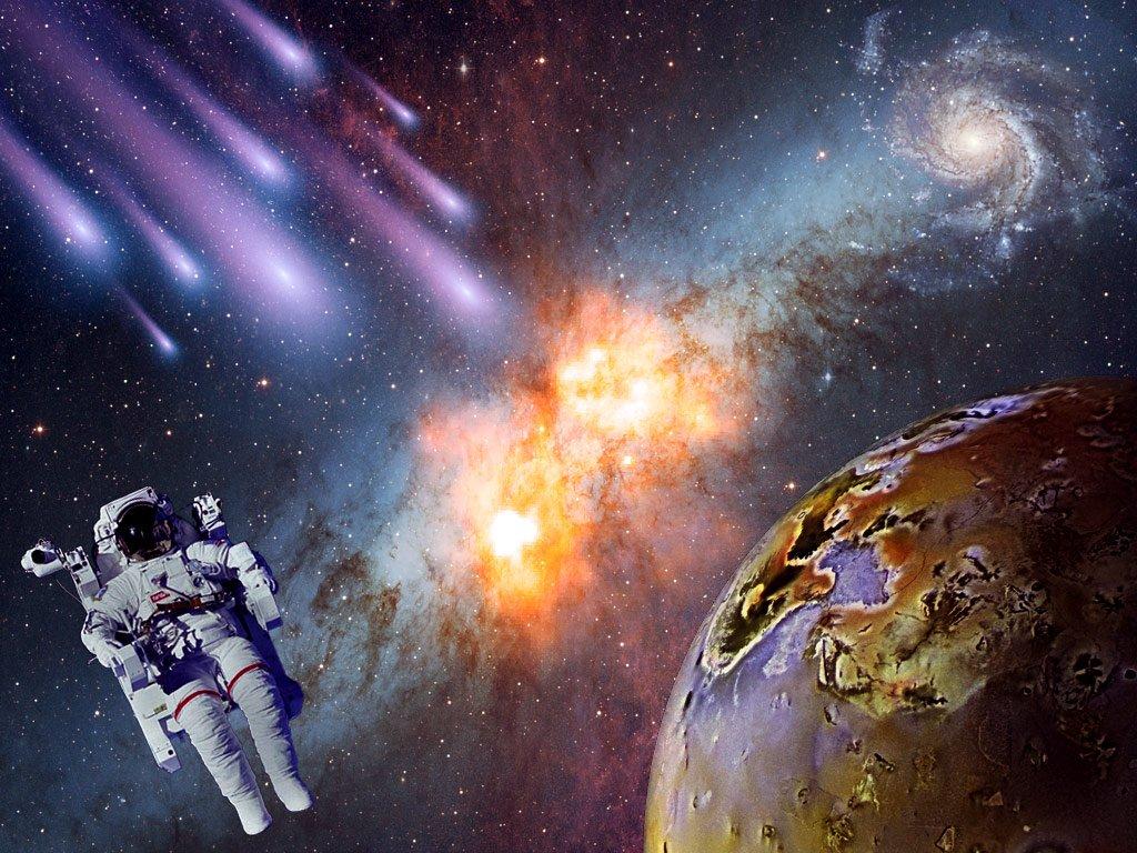 Выставка «Космос вмассы»
