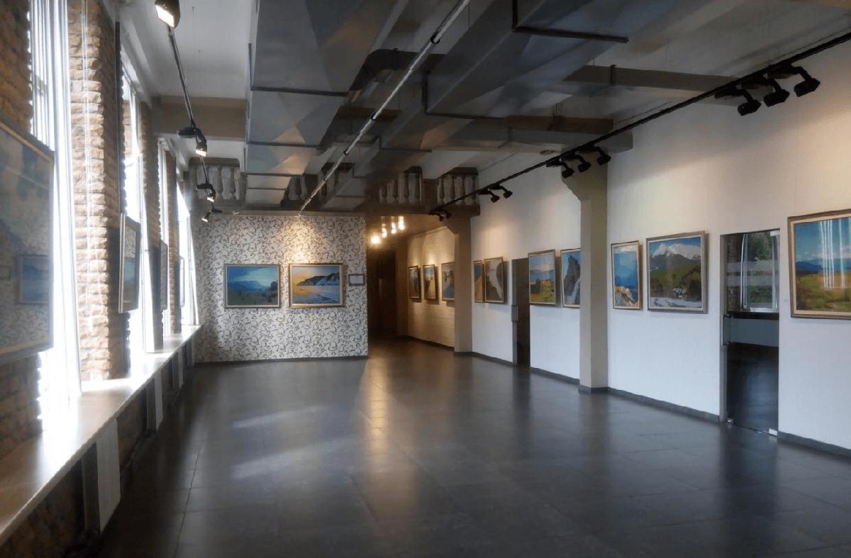 Выставка «Ещё оБайкале»