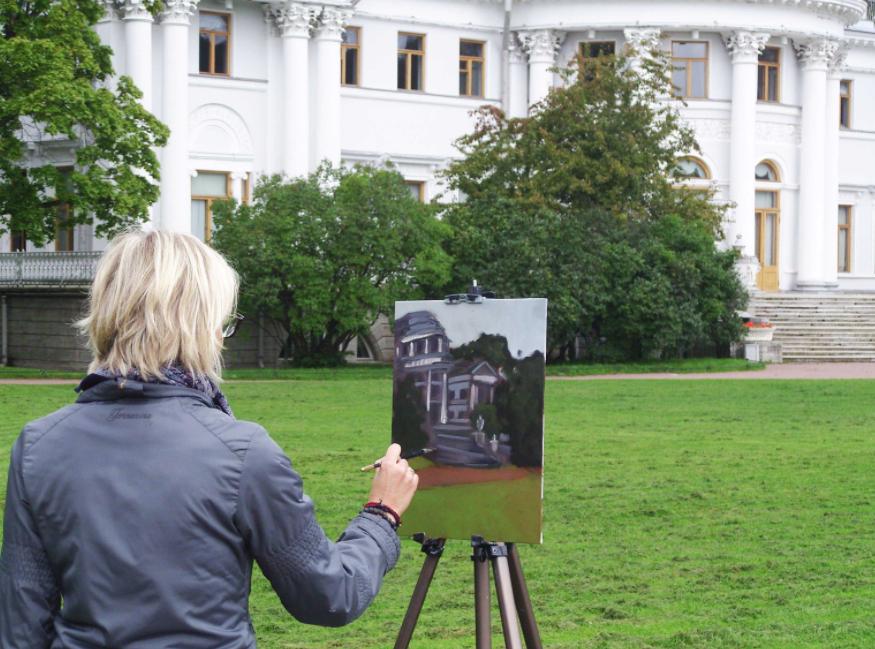 Митці з різних країн малюватимуть архітектуру старого Станіславова