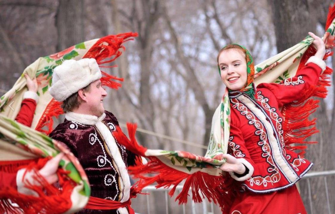 Праздник Рождества вСанкт-Петербурге 2018
