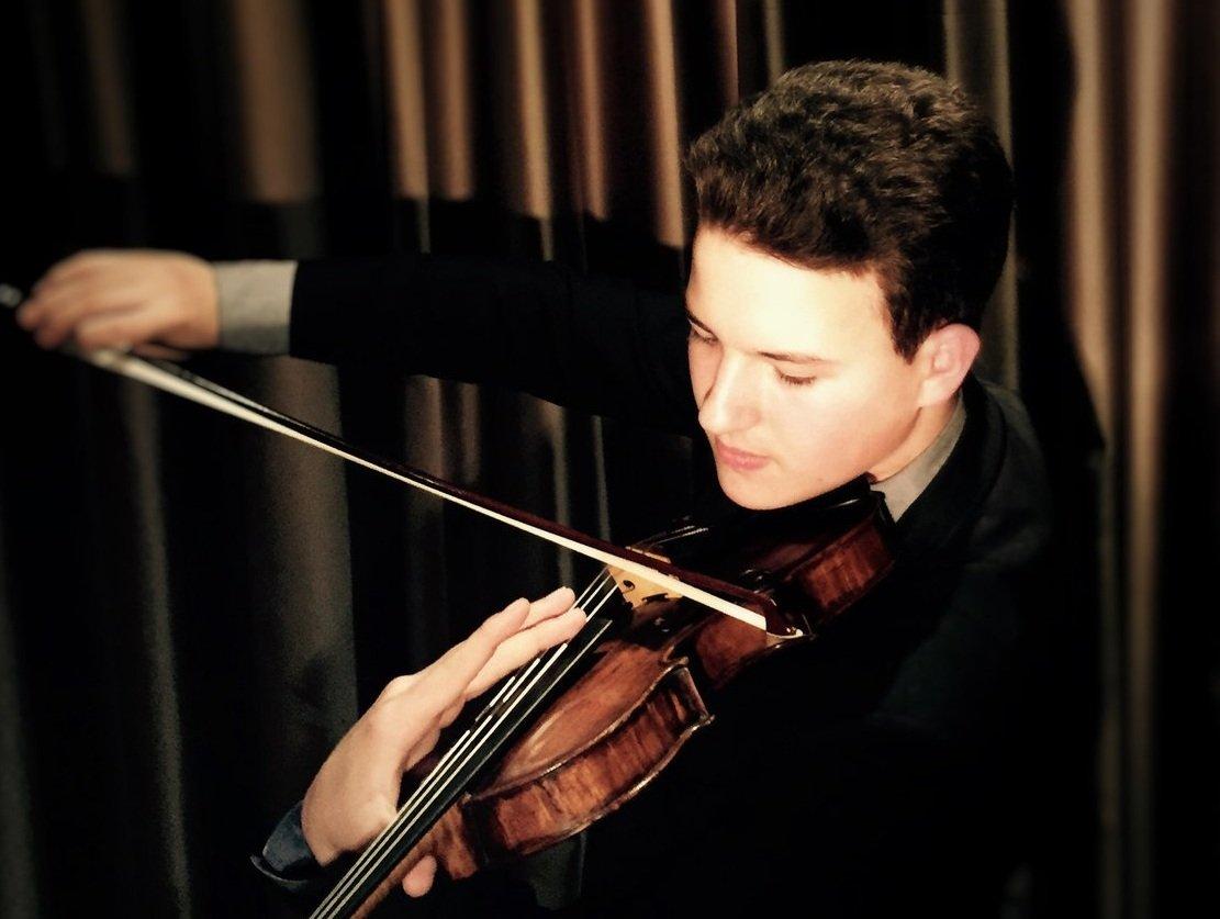 Концерт «Вечер скрипичной музыки»