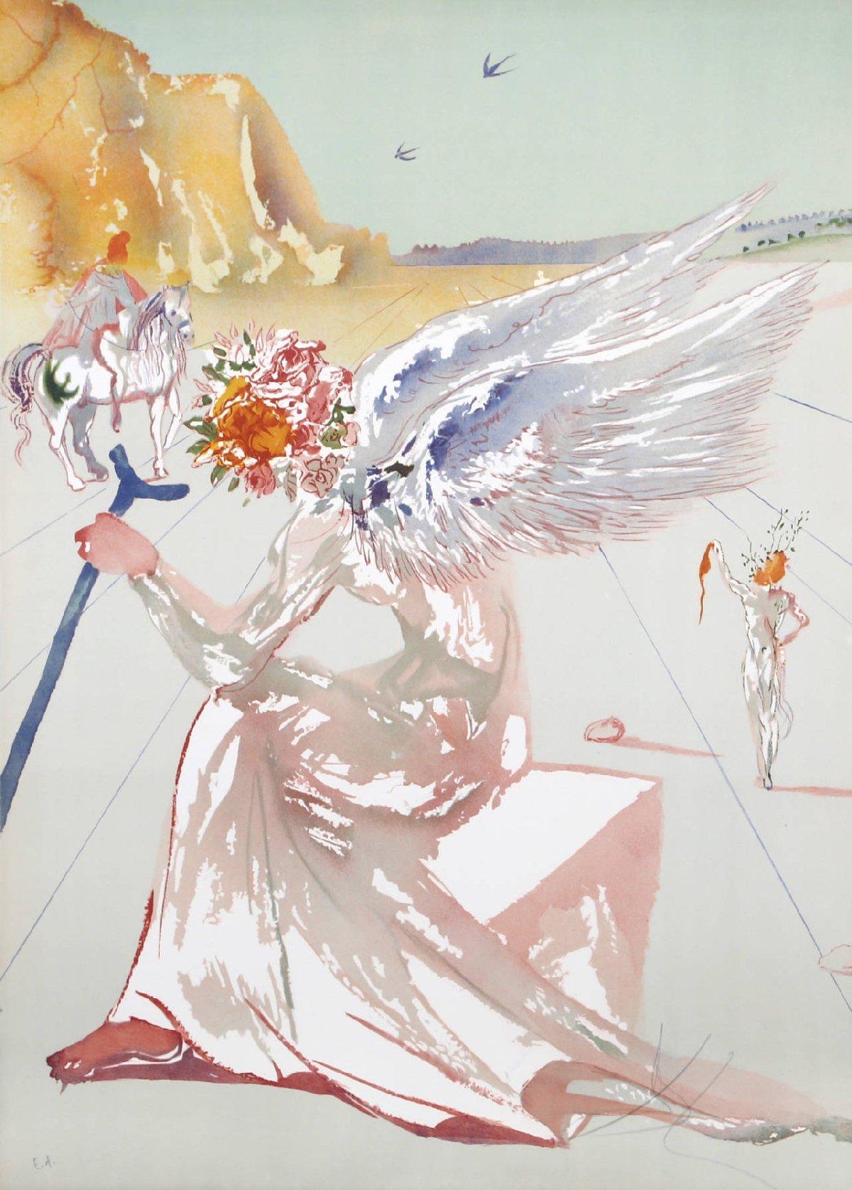 Выставка «Другое измерение. Графика искульптура сюрреализма»