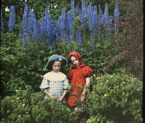 Выставка «Цвет времени. Семья Н. А. Римского-Корсакова вобъективе»