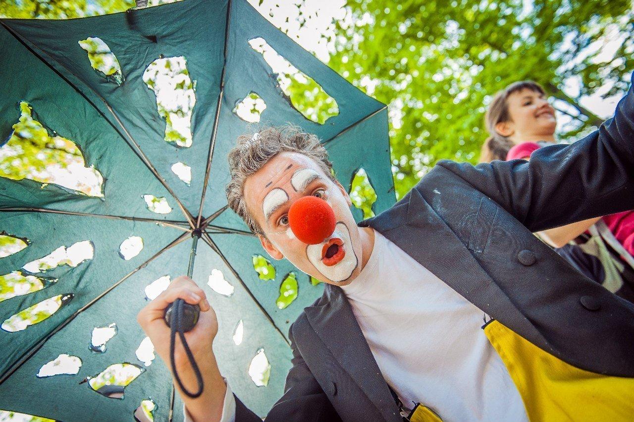 Фестиваль уличных театров «Елагин парк» 2016