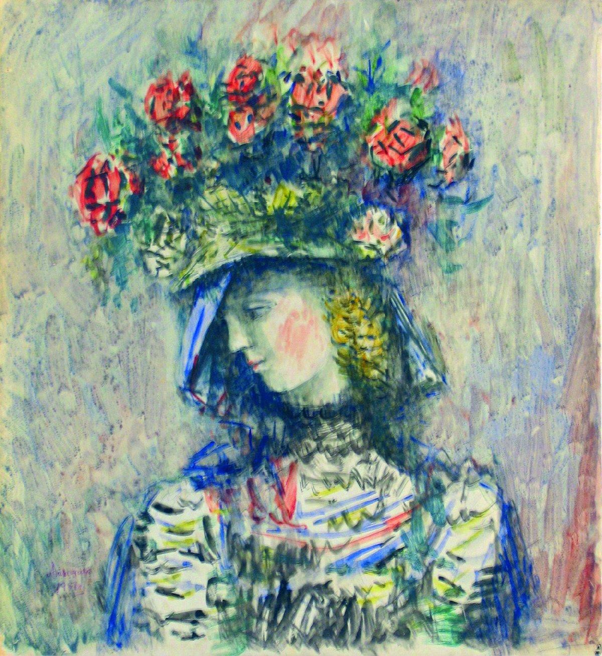 Выставка «Театр встанковых картинах»