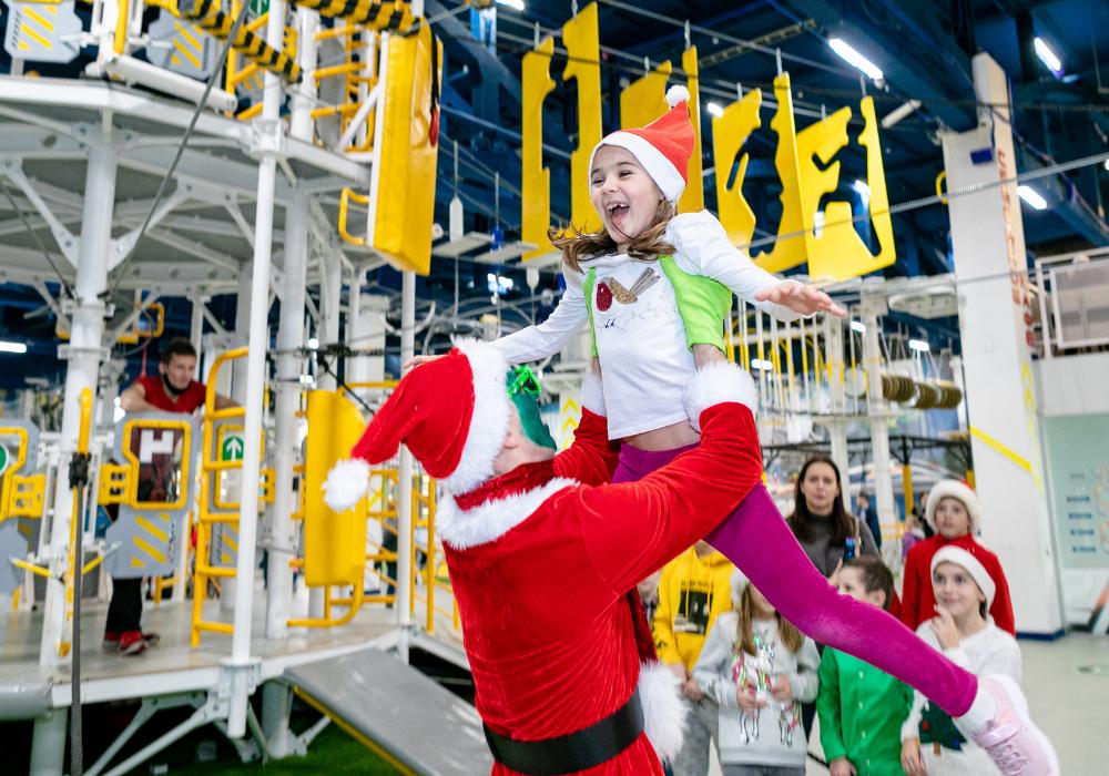 Детский Новогодний квест «Гринч— похититель Рождества»
