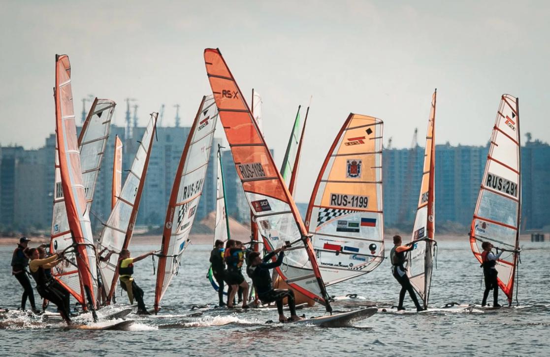 Молодежный водный фестиваль 2018