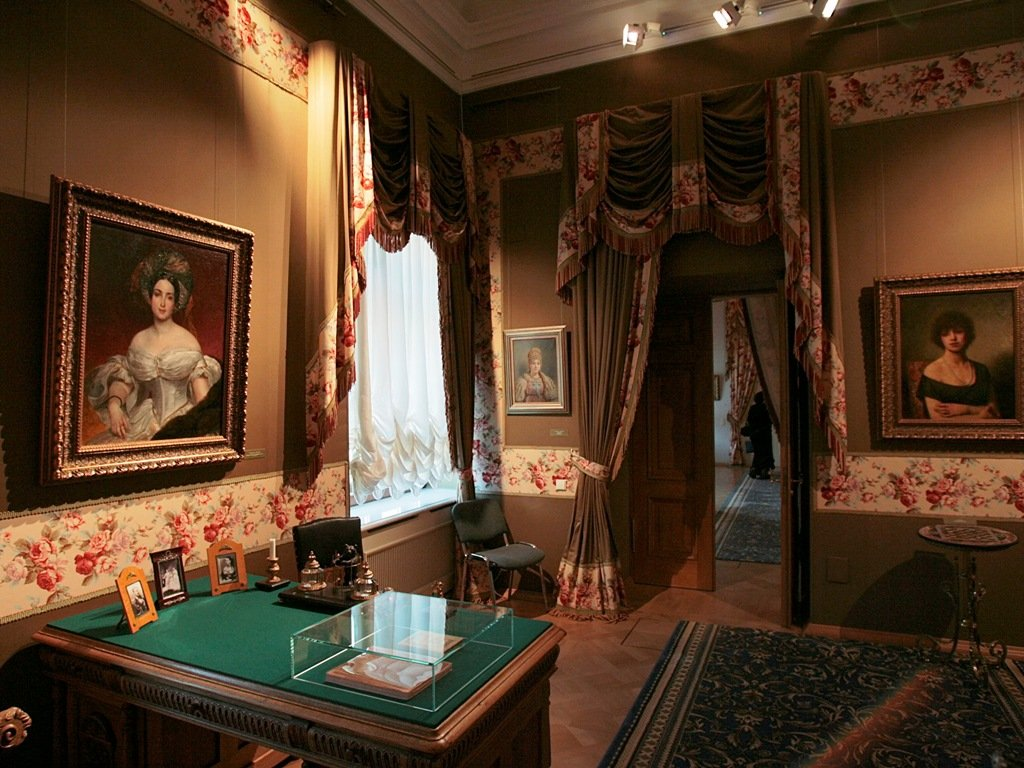 Выставка «Коллекция Константиновского дворца»