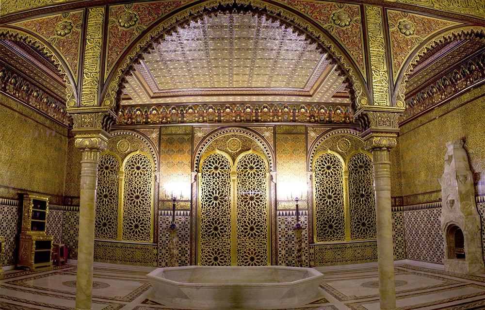 Экскурсия покняжеским покоям Юсуповского дворца