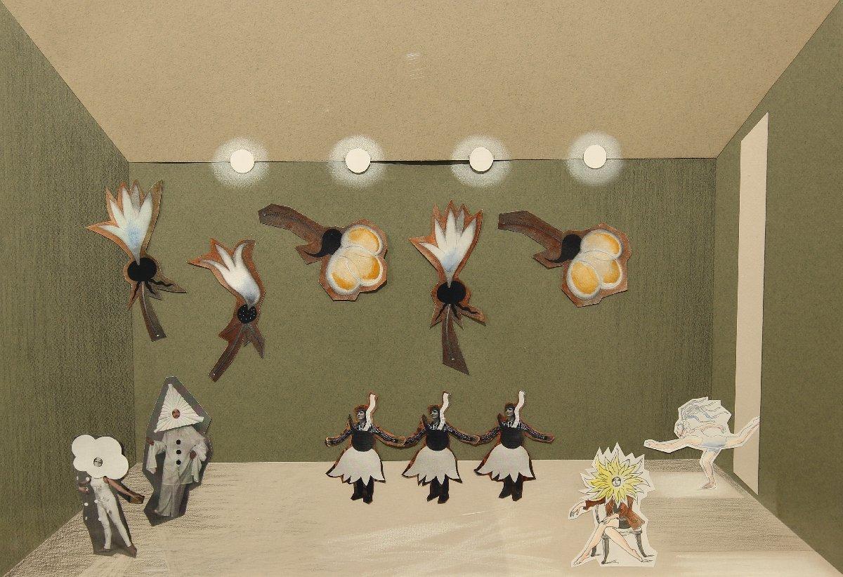 Выставка «Солнечный Пьеро»