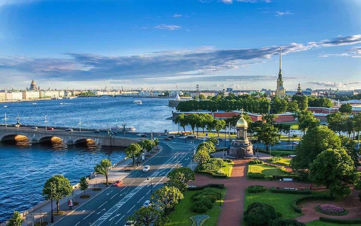 Топ-10 интересных событий вСанкт-Петербурге навыходные 1 и2 августа 2020