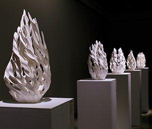 Выставка «Живое неживое»