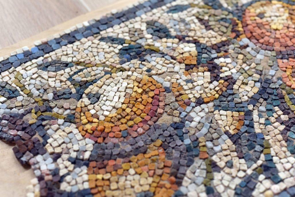 Выставка «Античные исредневековые мозаики Рима»