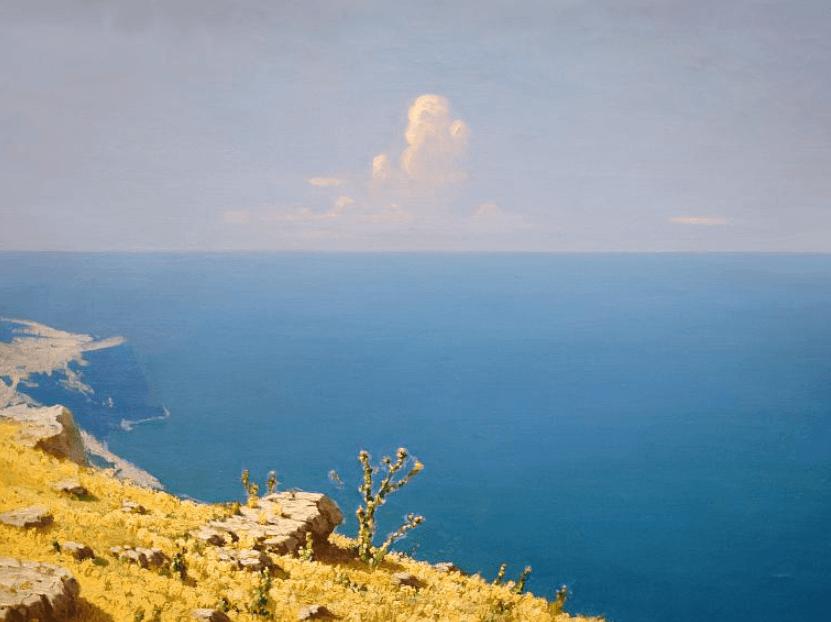 Выставка «Крым впроизведениях А. И. Куинджи»