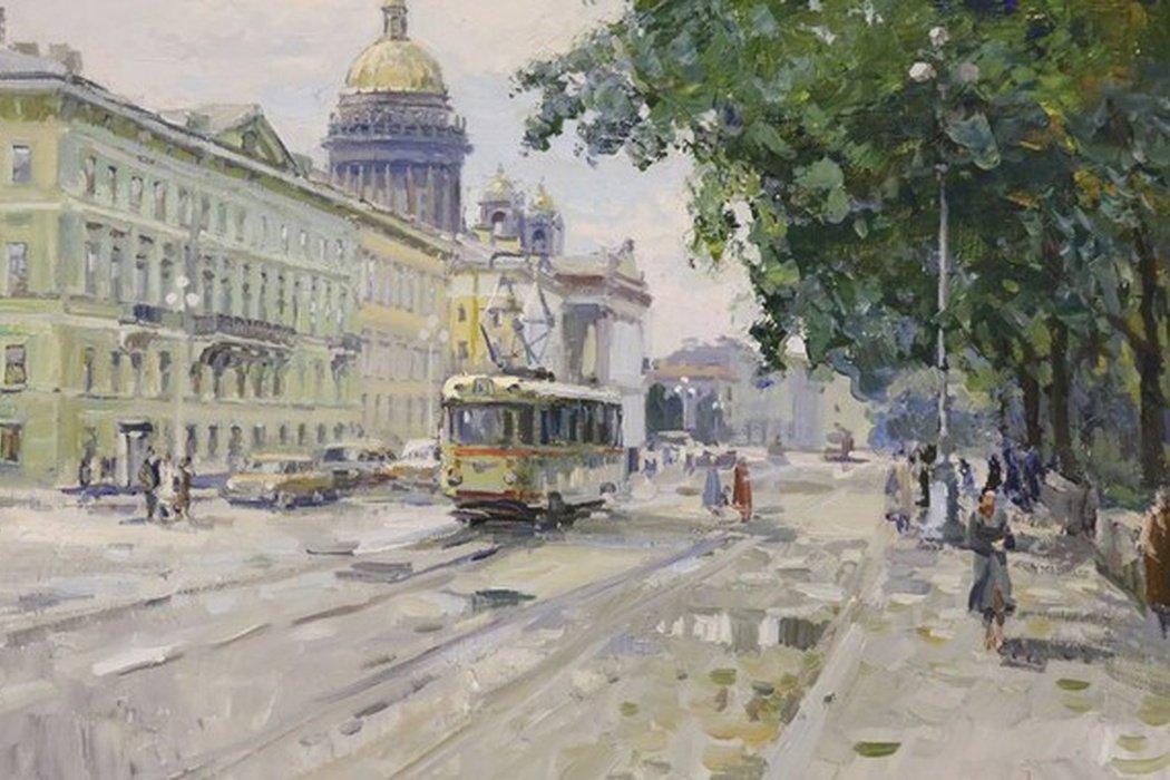 Выставка «Городской пейзаж»
