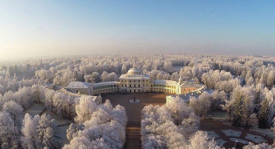 Новогодний праздник для детей «Новогодние истории вПавловском Дворце»