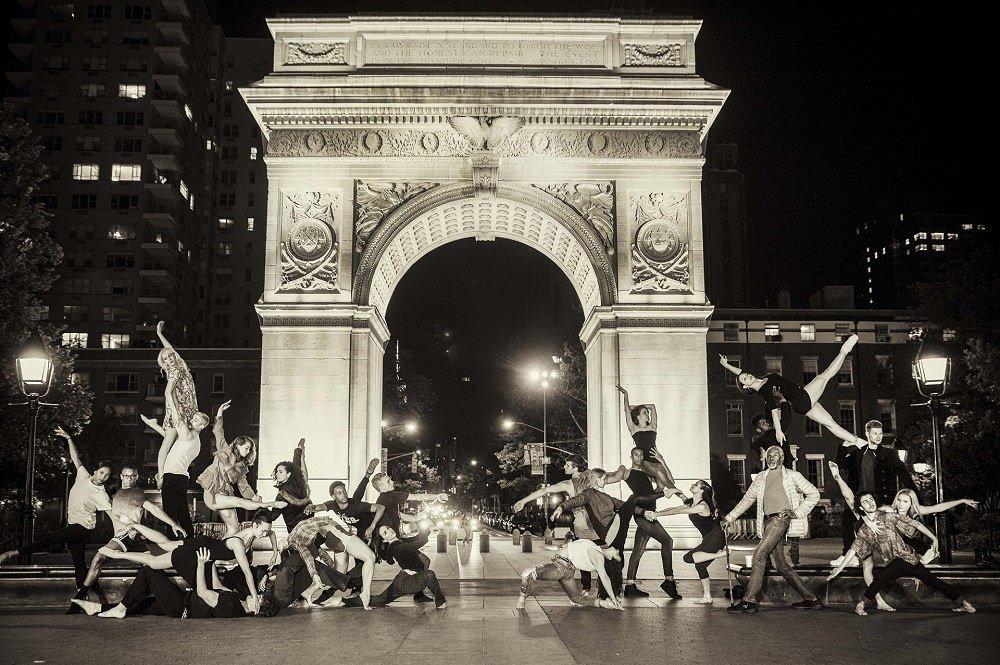 Выставка «Танцоры после полуночи»