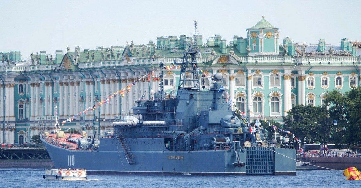 День Военно-Морского флота вСанкт-Петербурге 2018