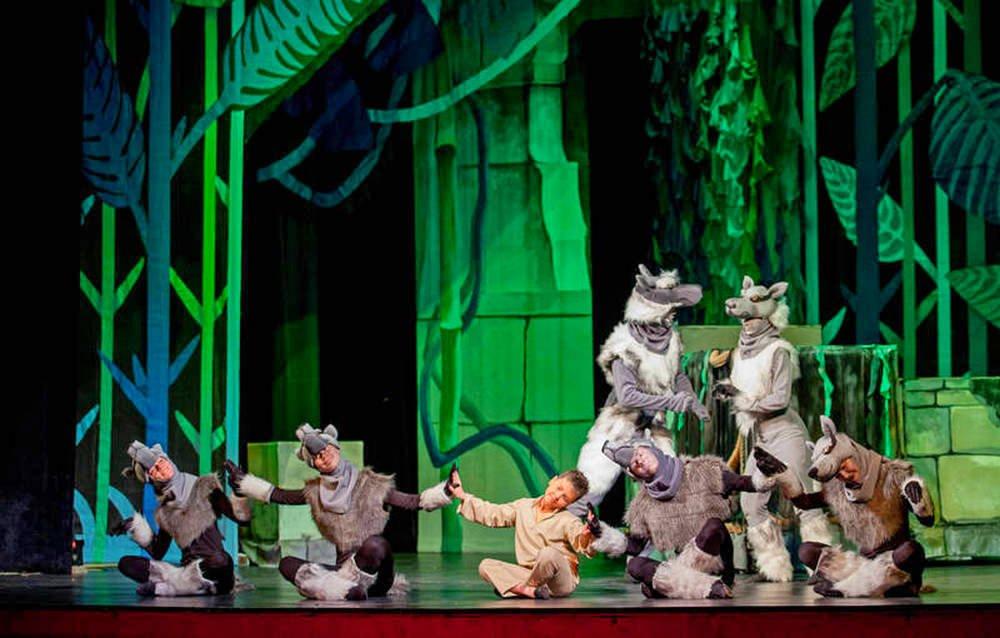 Детский музыкальный спектакль «Маугли»