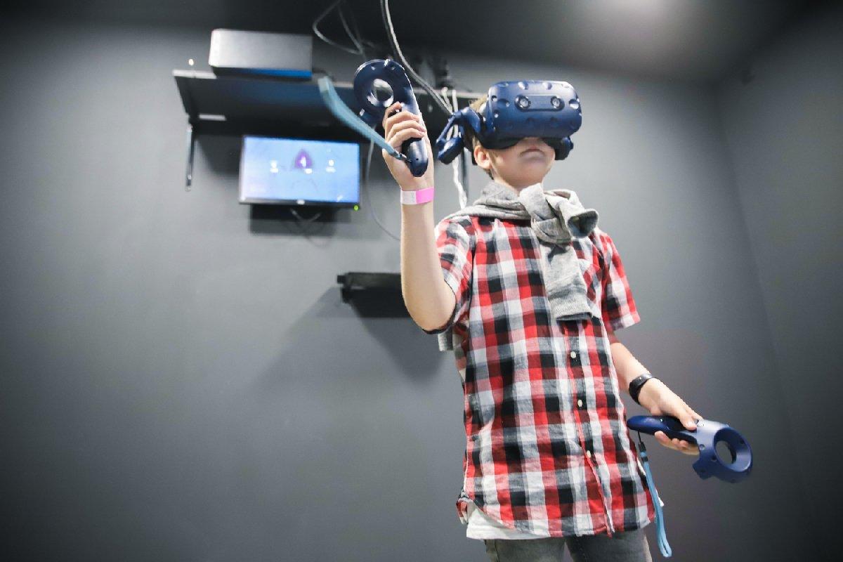 Фестиваль виртуальной реальности KOD 3.0