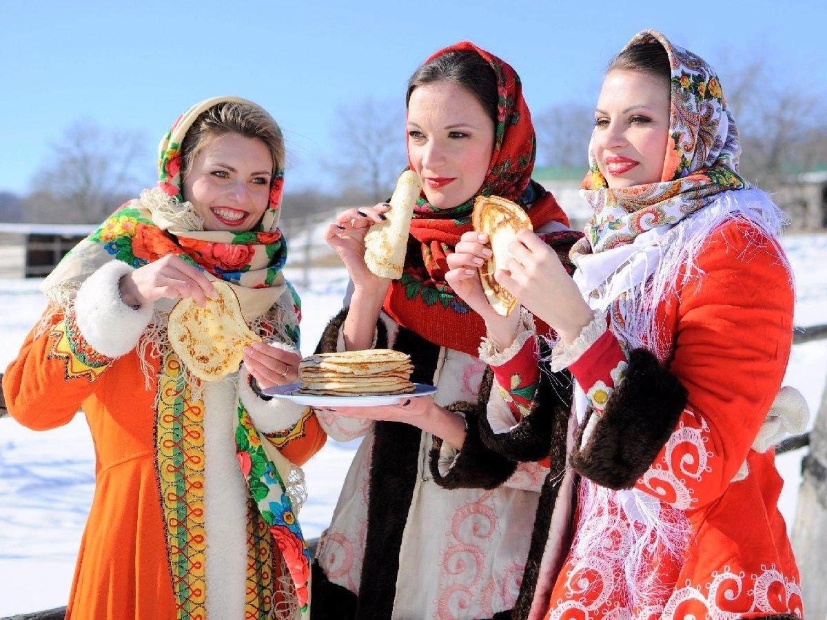 Фестиваль «Гуляй, Масленица!» 2018
