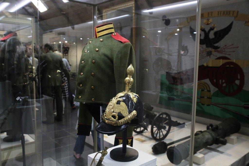 Выставка «Русский орел наБалканах»