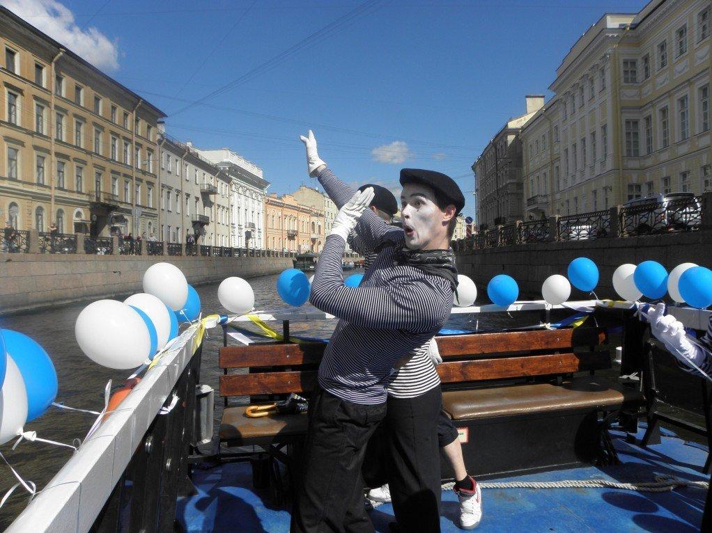 Фестиваль «Санкт-Петербургский речной Карнавал» 2016