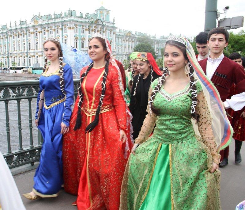 Санкт-Петербургский Бал Национальностей 2017