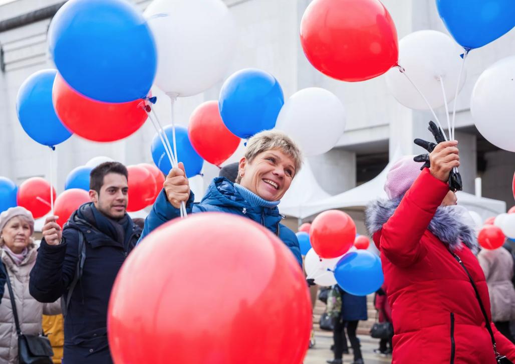 День народного Единства вСанкт-Петербурге 2019