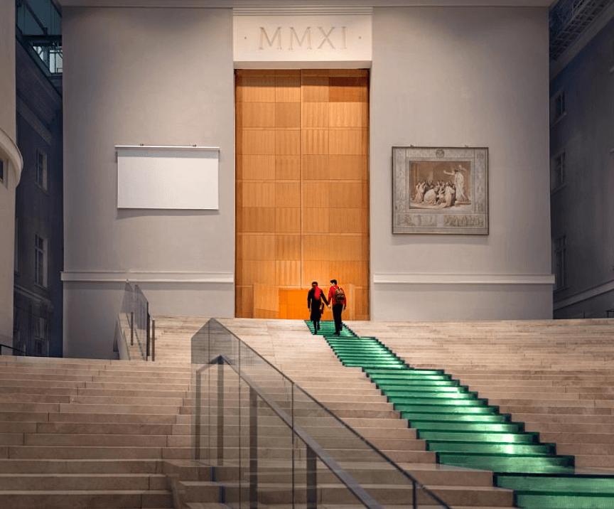 Выставка «Барри Костон. Россия: Далеко нечерно-белая»